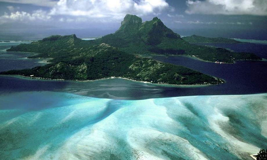 大溪地波拉波拉岛