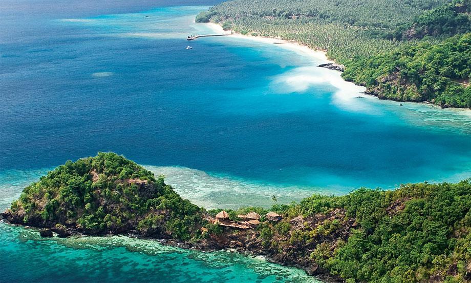 斐济奢华Laucala Island Resort酒店1
