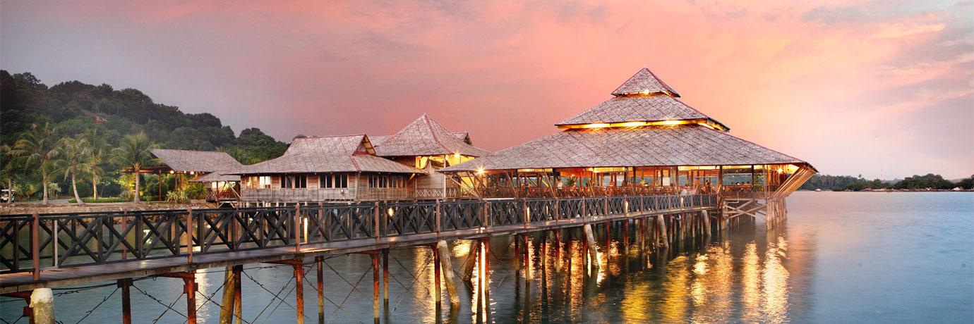 民丹岛图片