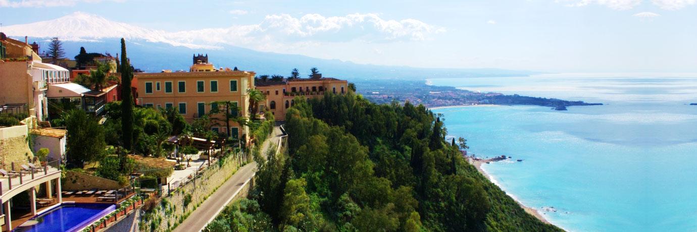 西西里岛图片